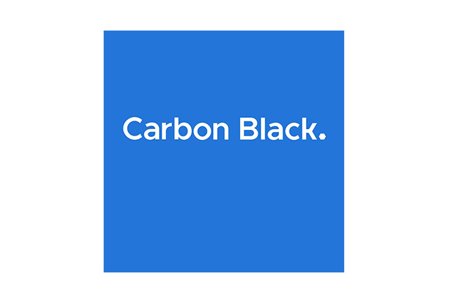 Logo for Carbon Black (now part of VMware)