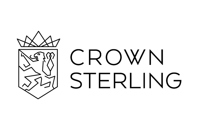 Logo for Crown Sterling