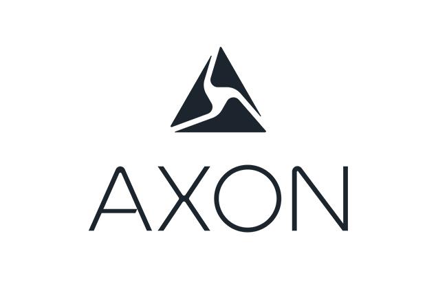 Logo for Axon (Formerly TASER)