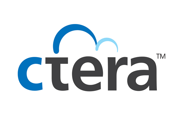Logo for CTERA Networks