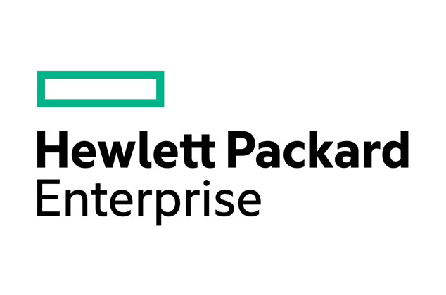 Logo for Hewlett Packard Enterprise