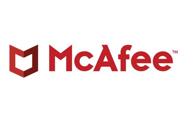Logo for McAfee