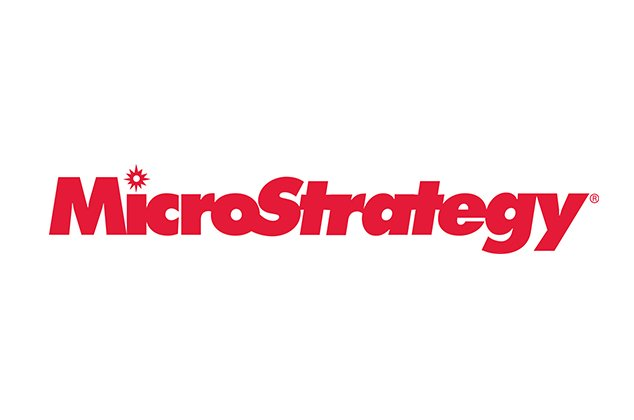 Logo for MicroStrategy