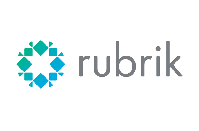Logo for Rubrik