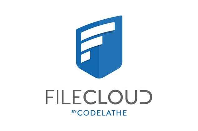 Logo for FileCloud by CodeLathe